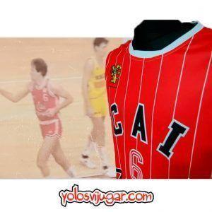 Camiseta Arcega ⑥ Retro ?❱❱Cai Zaragoza