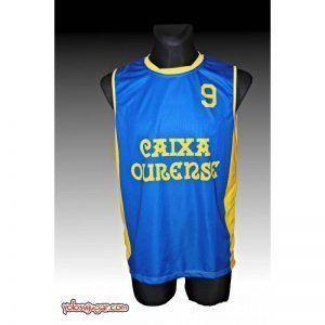 Camiseta Arnold Douglas ⑨ Retro ?❱❱COB Ourense-delante