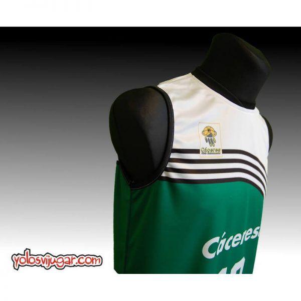 Camiseta Cáceres CB ⑩ Retro ?