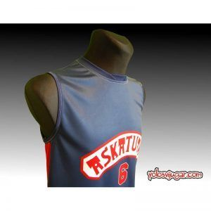 Camiseta Essie Hollis ⑥ Retro ?❱❱Askatuak