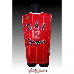 Camiseta K. Magee ①② Retro ?❱❱Cai Zaragoza-delante