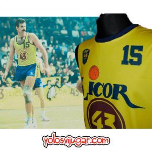 Camiseta Mike Phillips ①⑤ Retro ?❱❱Licor 43