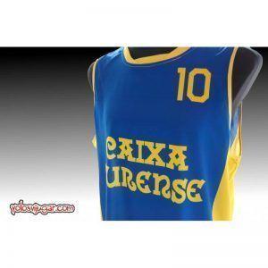 Camiseta Nacho Suarez ⑩ Retro ?❱❱COB Ourense