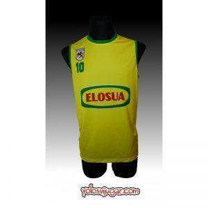 Camiseta Xavi Fernandez ⑩ Retro ?❱❱Elosua León-delante