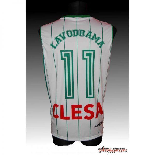 Camiseta Lavodrama ①① Retro ?❱❱Oar Ferrol-detrás