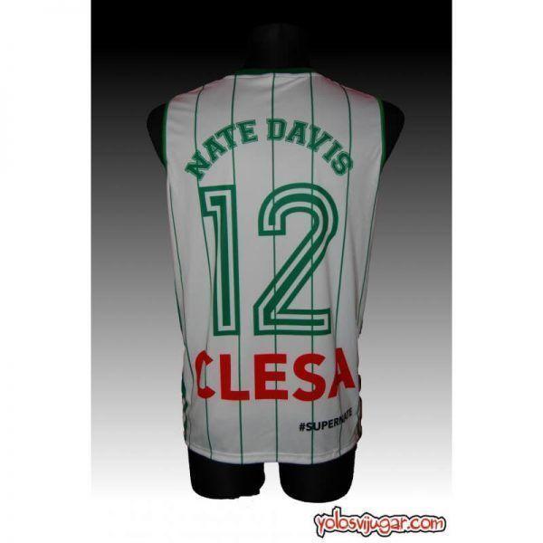 Camiseta Nate Davis ①② Retro ?❱❱Oar Ferrol-detrás