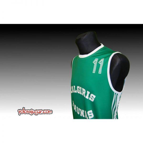 Camiseta Arvydas Sabonis ⑪ Retro ?❱❱Zalgiris Kaunas