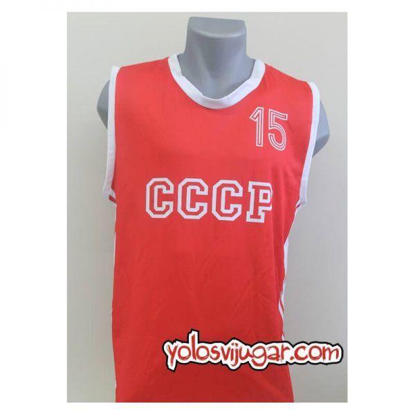 Camiseta Arvydas Sabonis ①⑤ Retro ?❱❱URSS 1987-delante