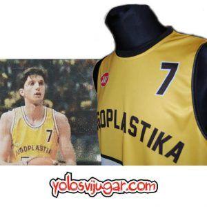 Camiseta Toni Kukoc ⑦ Retro ?❱❱Jugoplastika Split