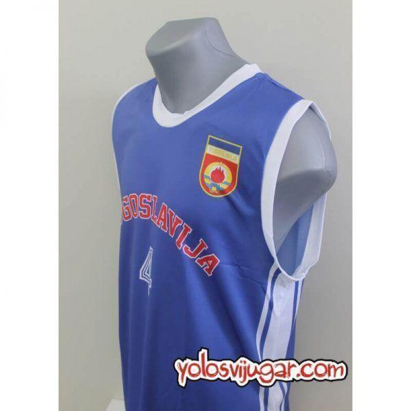 Camiseta Drazen Petrovic ④ Retro ?❱❱Yugoslavia