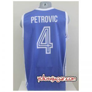 Camiseta Drazen Petrovic ④ Retro ?❱❱Yugoslavia-detrás
