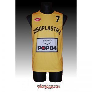 Camiseta Toni Kukoc ⑦ Retro ?❱❱Jugoplastika Split-delante